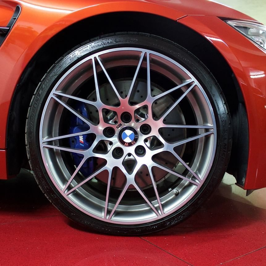 Wheel Wednesday Boy What A Wheel On Our Bmw M4 Competition Pack
