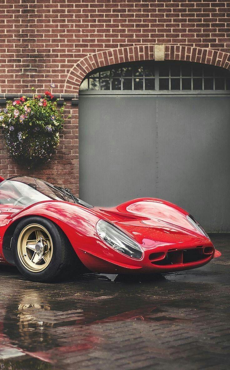 1963 Ferrari 330 P4 cars ferrari newsportscars