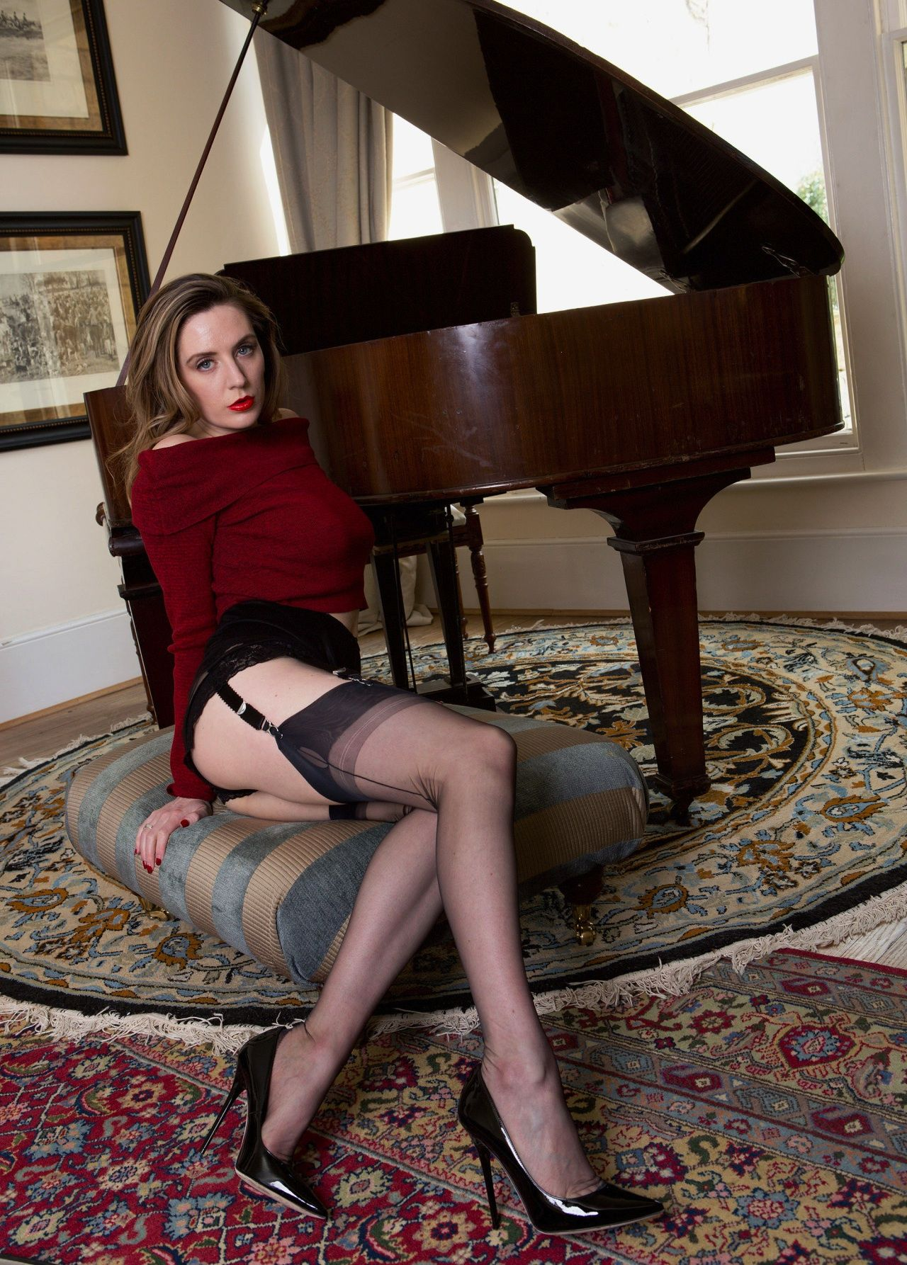 Pin on Vintage lingerie and stockings