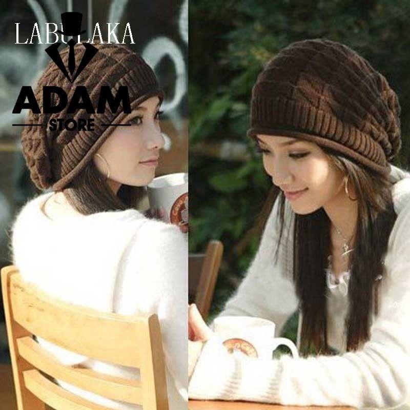 2018 nuevos sombreros de invierno para mujer otoño cálido  fashion   clothing  shoes   497d0800c47