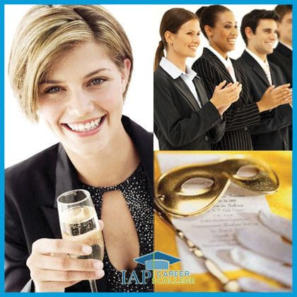In this part-time Event Planner Certificate Course online you will - event planning certificate