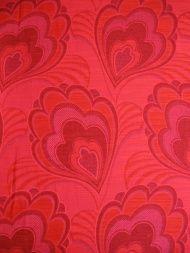 70er Gardinenstoff Bild 1 Vintage Stoffe Gardinenstoffe Barock Muster