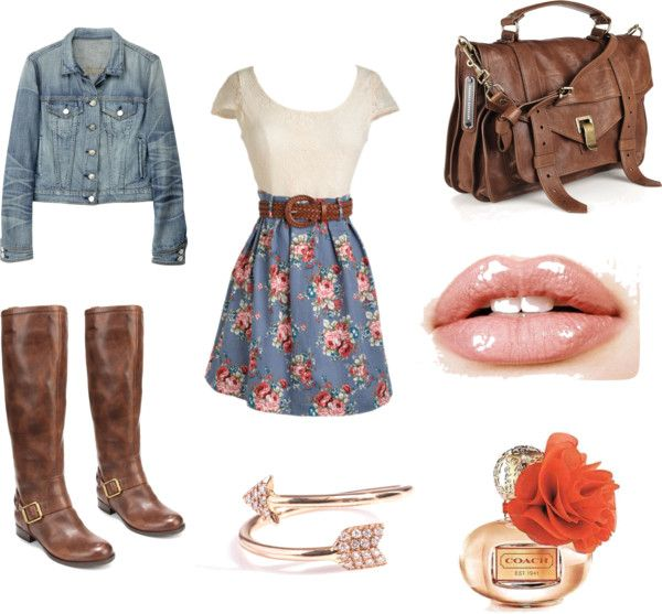 """Country chic :D 3"" by malayaa on Polyvore"
