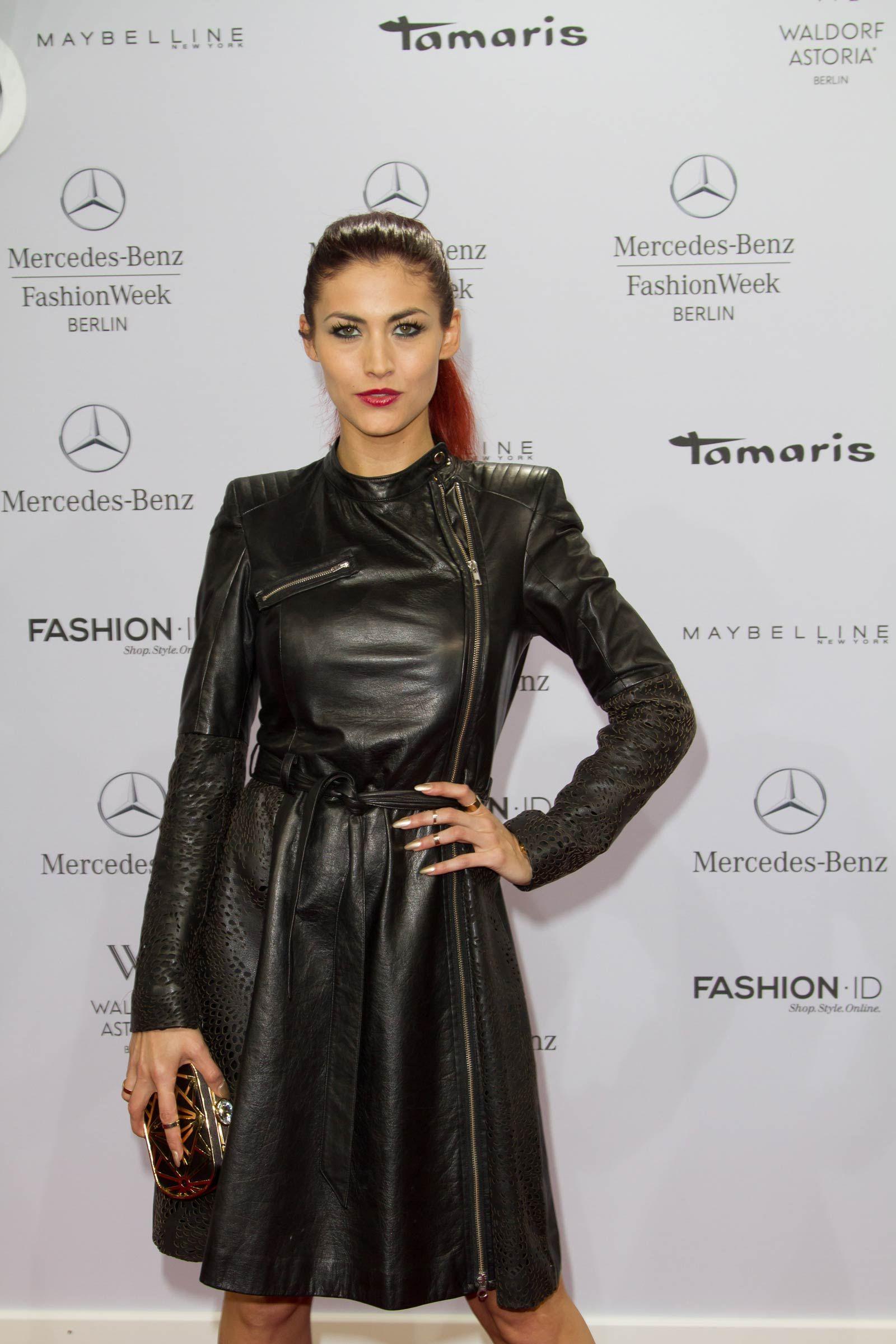 Fiona Erdmann attends Glaw Fashion Show | Paparazzi | Pinterest ...