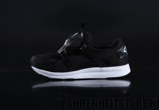 Puma - Puma Disc Chrome sneaker Womans Black 356489 - Fahrenheitstore