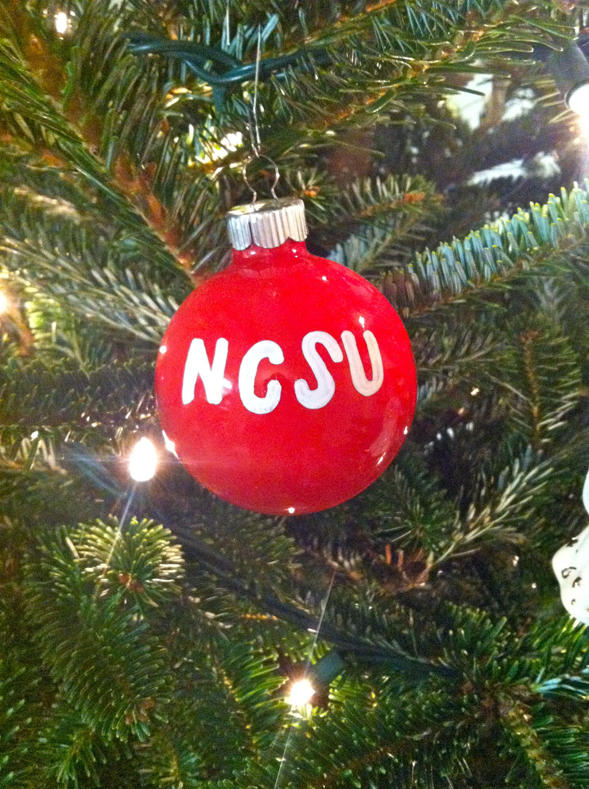NC State! Wolfpack for life :)