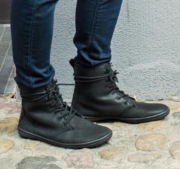 Vivobarefoot Gobi Ladies Hi Top Accessories Shoes In