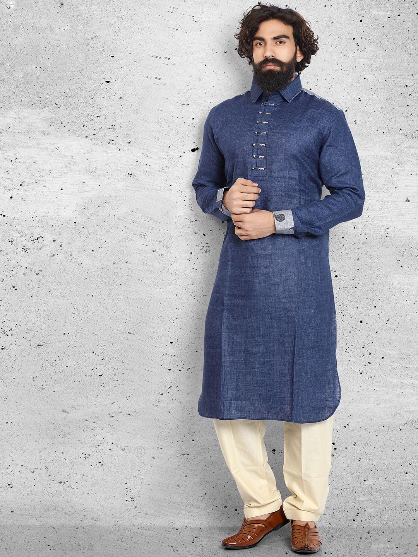 Pathani dress image to color