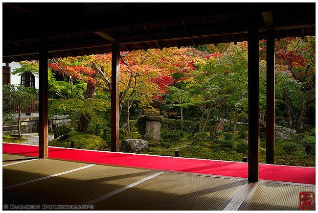 Early+autumn+in+Enko-ji+temple+(Kyoto,+Japan)