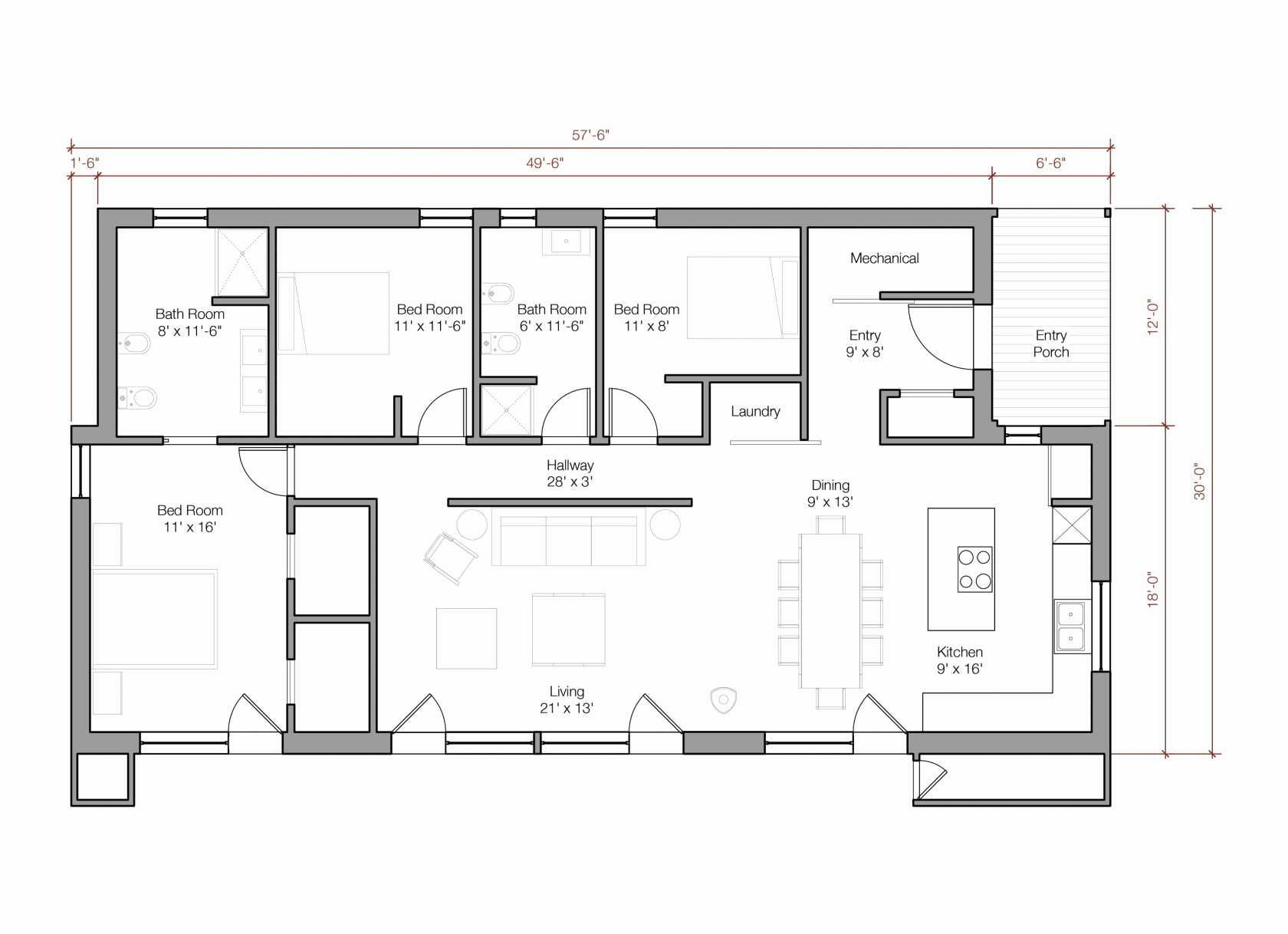 Most Energy Efficient House Plans and Appealing Space ... on economical home plans, affordable home plans, safe home plans, fun home plans, smart small home plans,