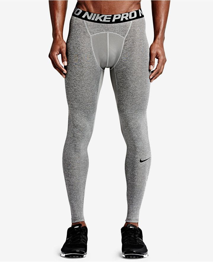 7067b2aff7b70 Nike Men's Pro Dri-fit Compression Tights | Products | Nike pro cool ...