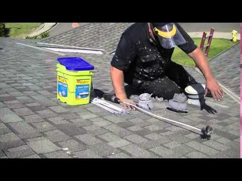 Roof Dryer Vent Cleaning Youtube Clean Dryer Vent Dryer Vent Vent Cleaning