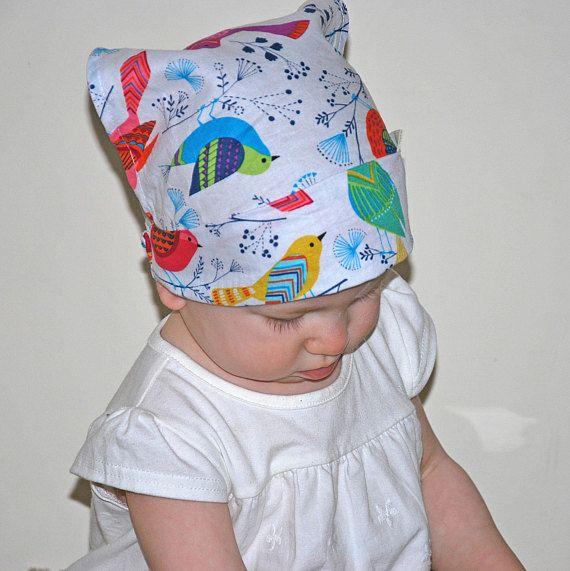Summer Hat Girls Headscarf Baby Kerchief Baby Headband