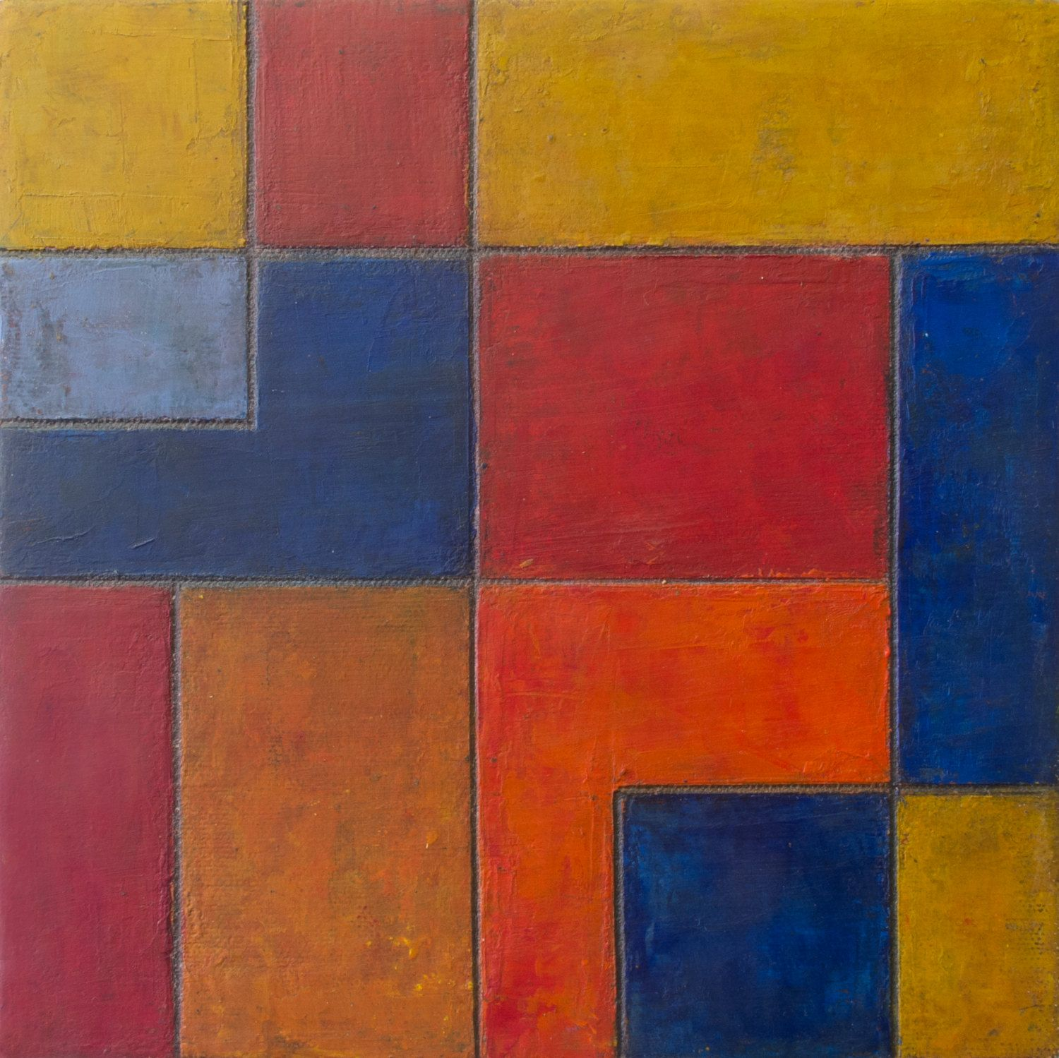 PRIMARY PRECISION beauty geometric abstract new york city