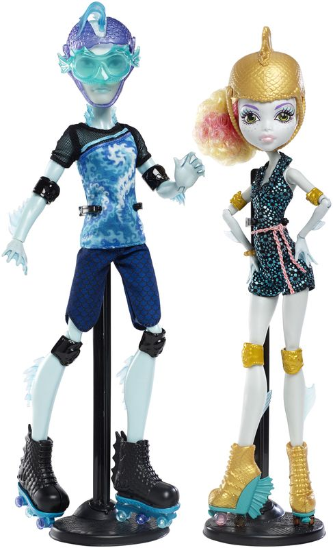 By Brand, Company, Character Other Mattel Dolls Monster High Picture Day Lagoona Blue Doll New Original High School Fearbook To Make One Feel At Ease And Energetic