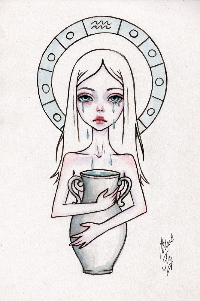 Aquarius by BlackFurya on DeviantArt