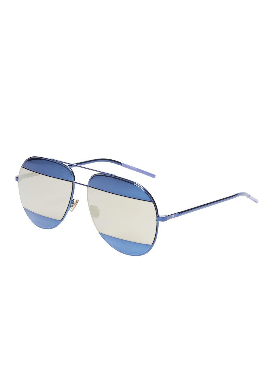 d75e4ec3c987 Dior Dior Split 1 Aviator Sunglasses