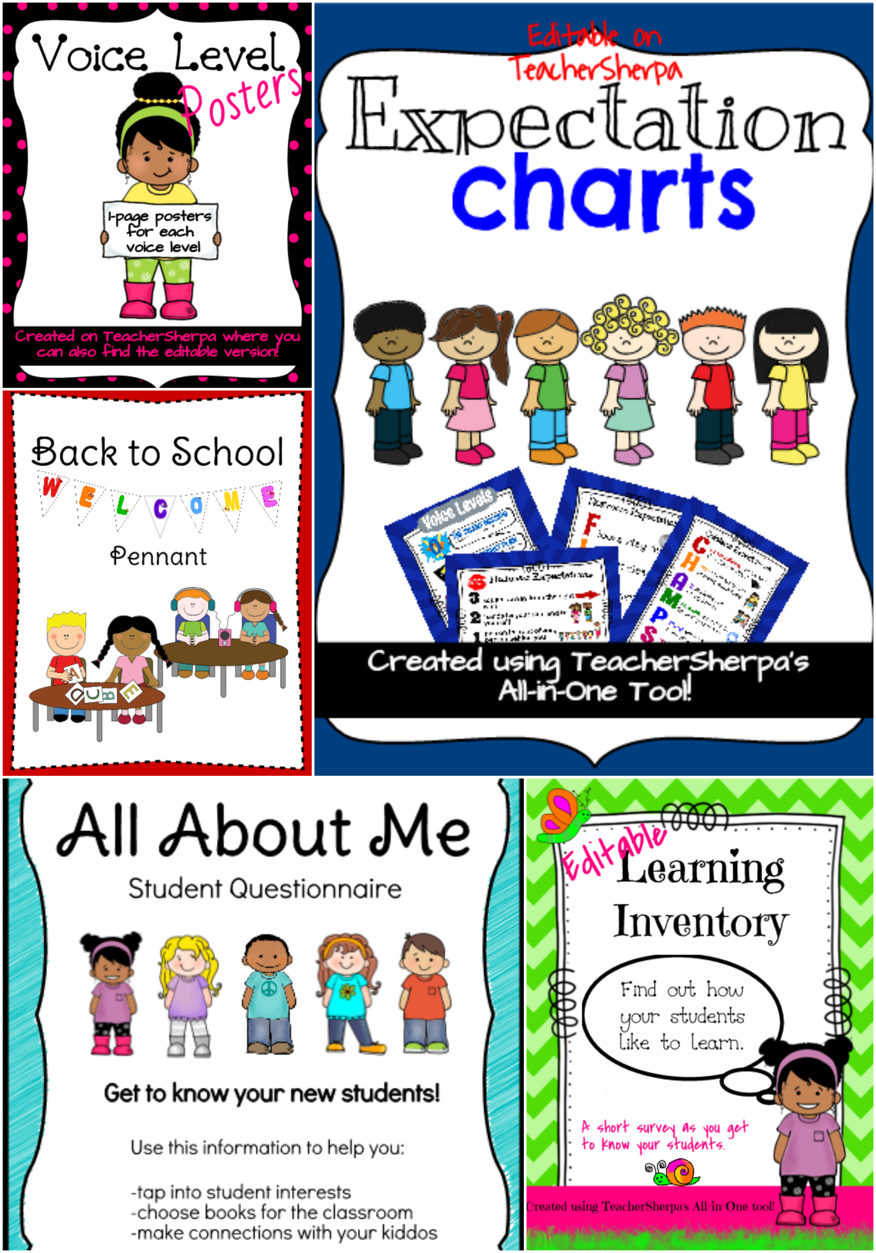 Lots Of Awesome Back To School Resources On Teachersherpa