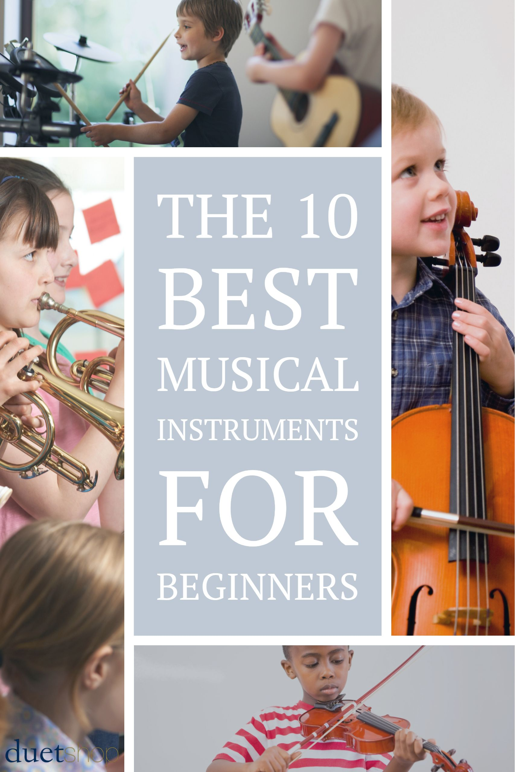 the 10 best musical instruments for beginners | musical instrument