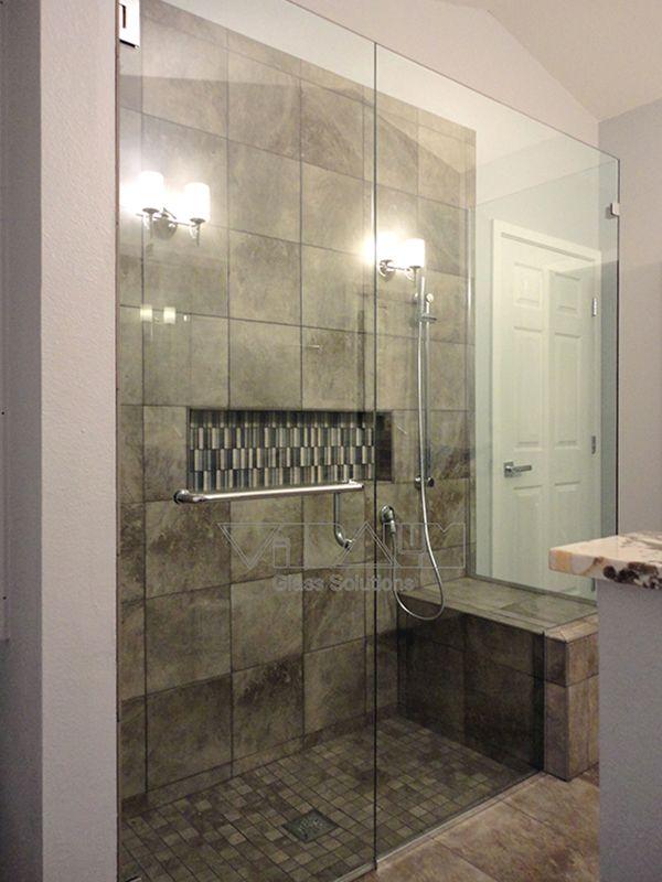 Frameless Shower Enclosures Orlando Bathroom Doors Florida