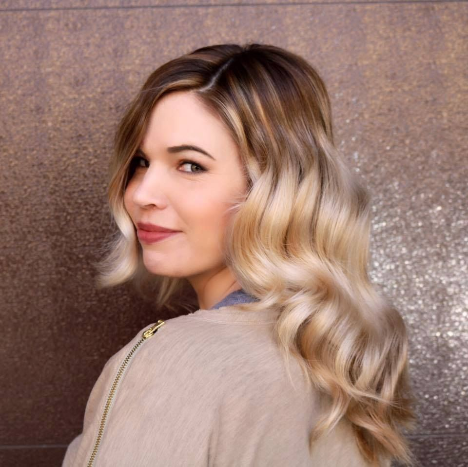 Blonde Ombre With A Shadowroot By Evan At Twiggs Salon Wayzata Mn