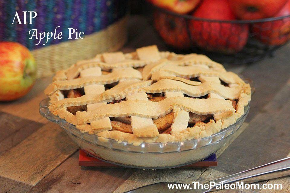 Zimný jablkový koláč bez lepku