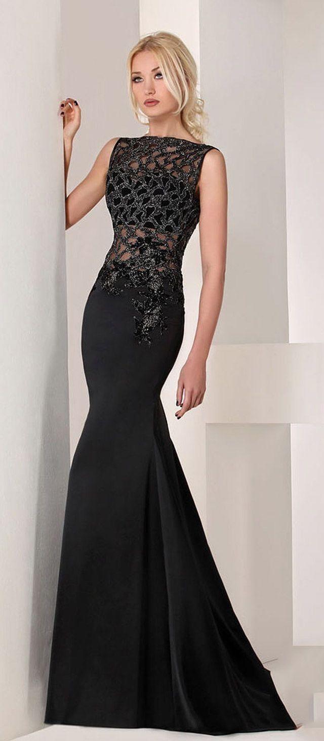 Black dress i love modeling fashion pinterest beautiful gowns