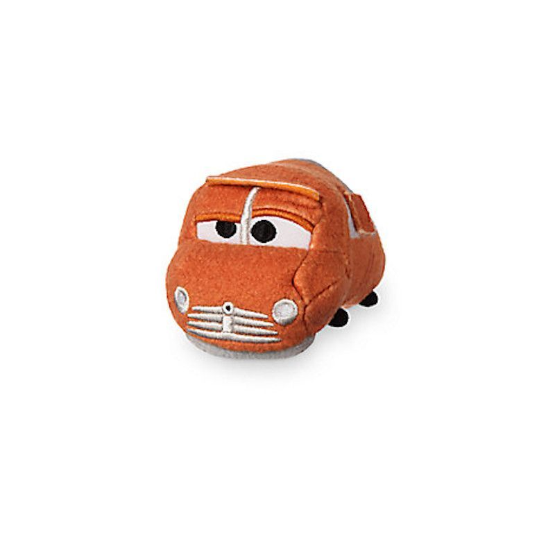 Disney Usa Smokey from Cars 3 Mini Tsum Plush New with Tags