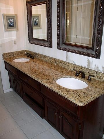 Venetian Gold Granite Vanity Tops 170 New Venetian Gold Dallas