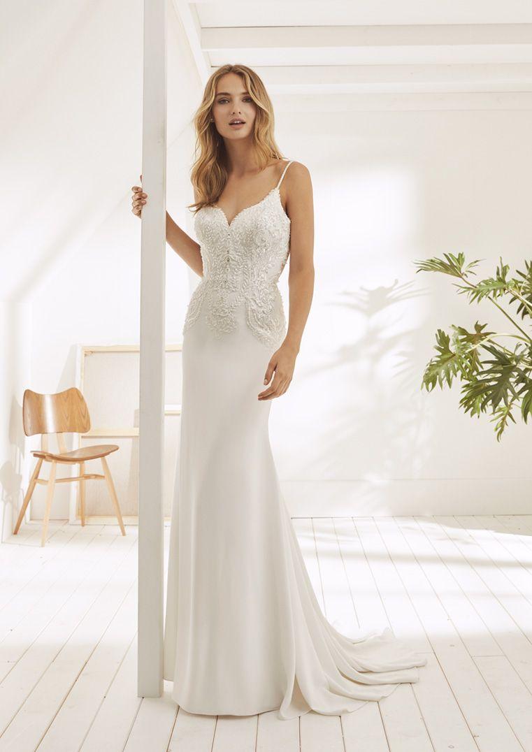OAKES - Mariage Neustadt  Hochzeitskleid spitze, Hochzeitskleid