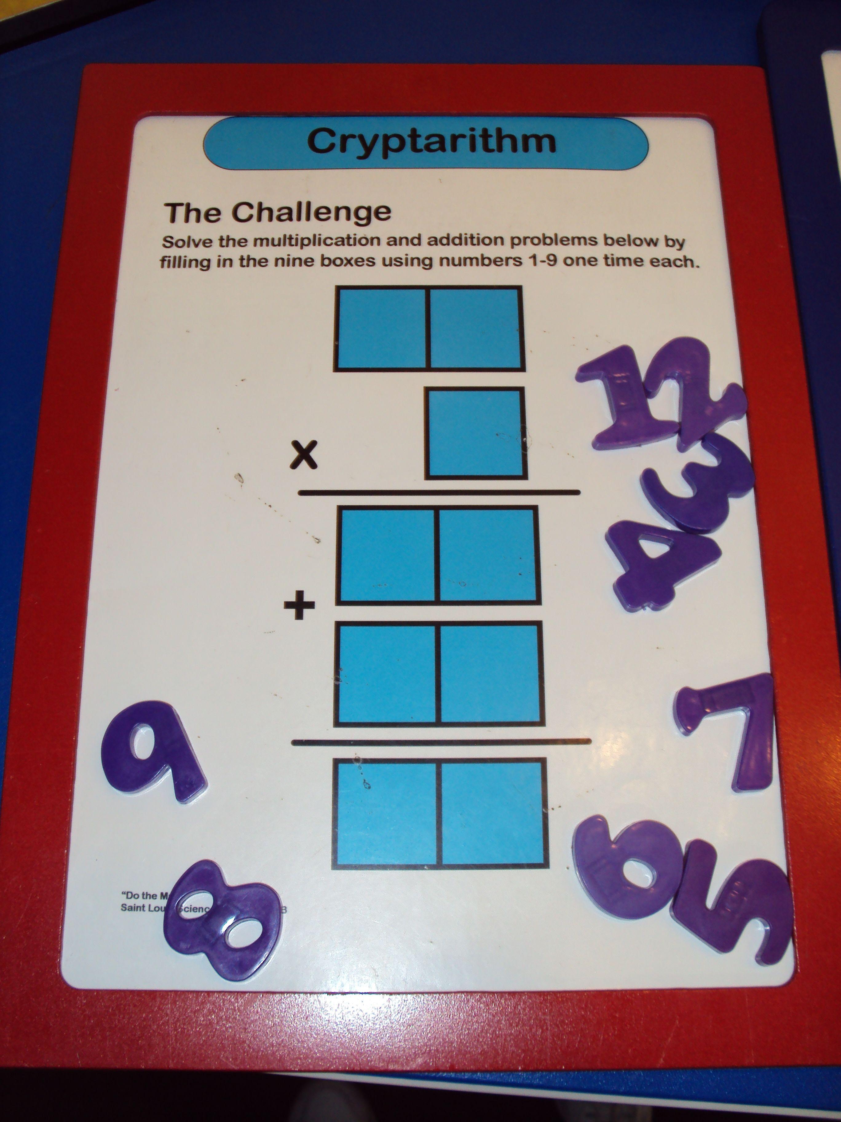 Logic Puzzle #9   Math Logic Puzzles   Pinterest   Logic puzzles ...