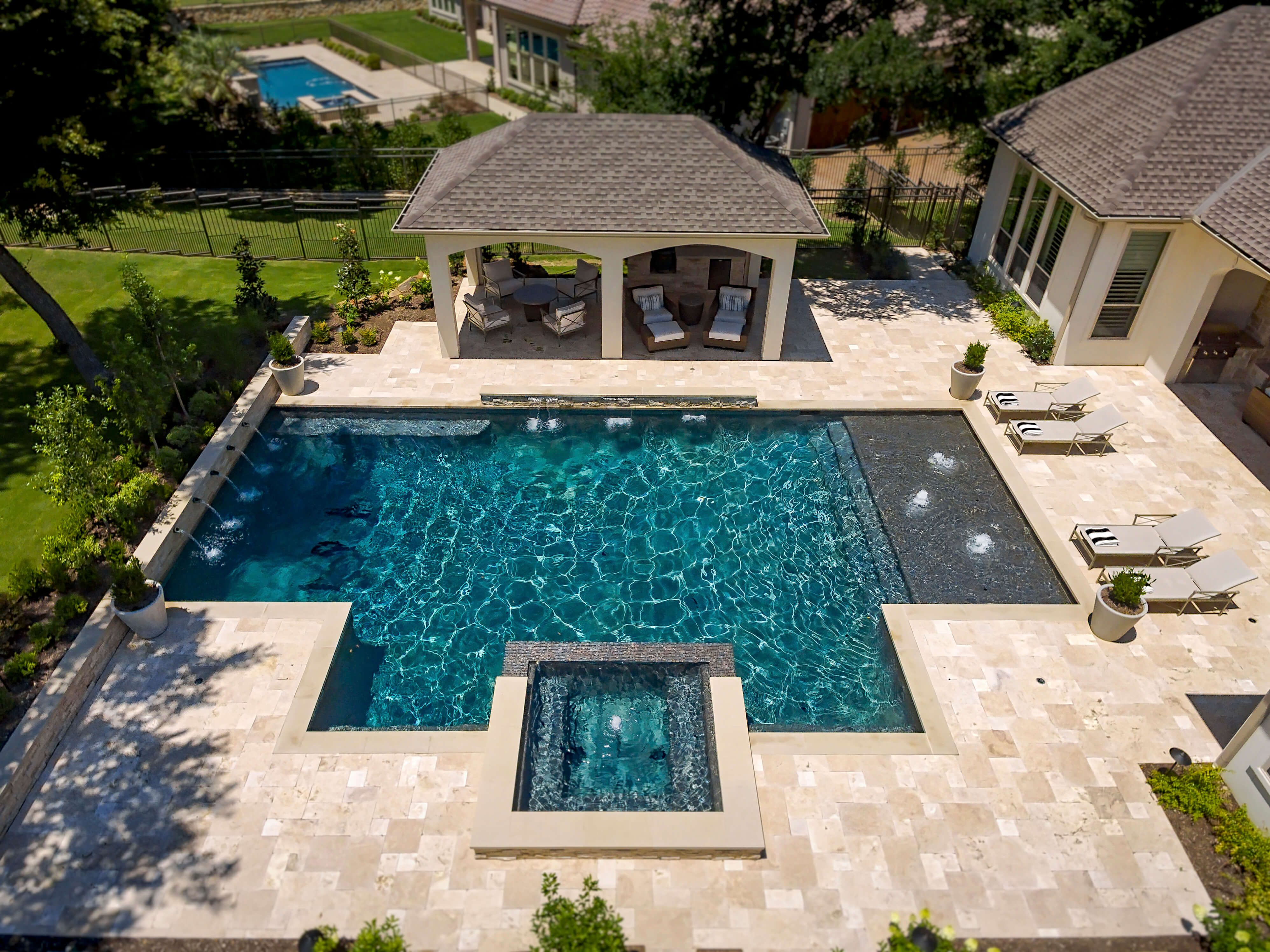 Riverbend Sandler Pools 4016 W Plano Parkway Plano Texas 75093
