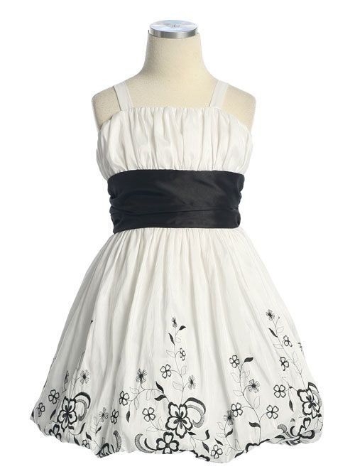 6th-Grade Dresses for Ceremony