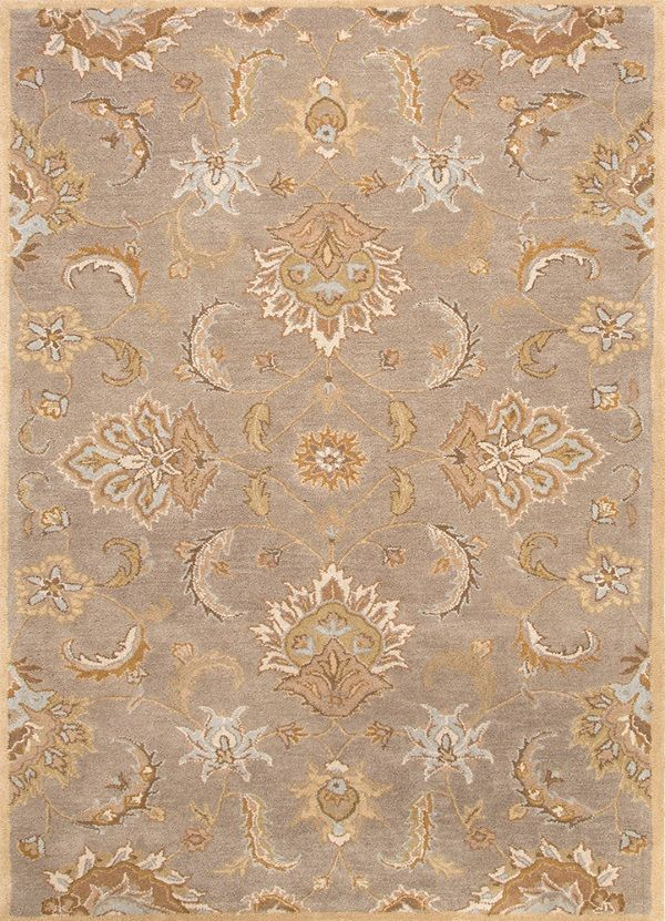 Mythos Abers My14 Silver Gray Soft Gold By Jaipur Rugs Inc