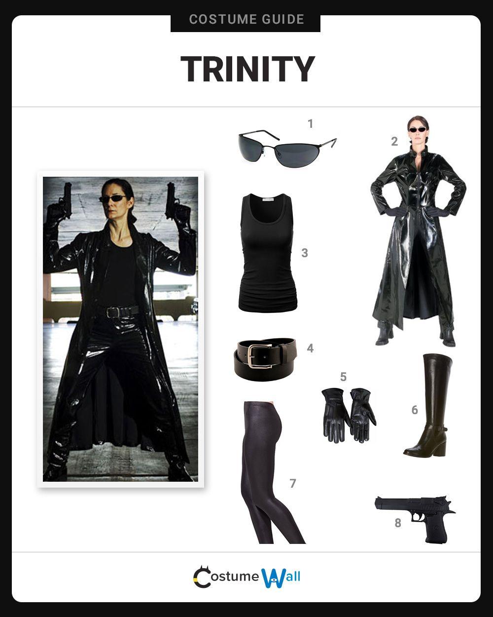 Futuristic coat. Looks like something from The Matrix or