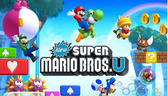 Nintendo Anuncia El Nuevo Juego De Mario Para Wii U Super Mario
