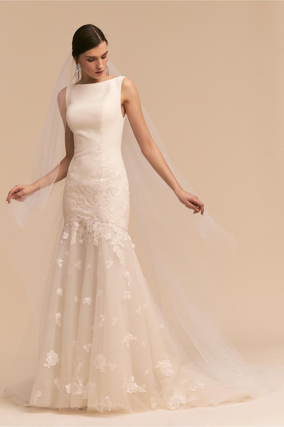 Tuscany Gown from BHLDN | Brautkleider | Pinterest | Tuscany, Gowns ...
