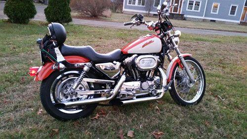 1998 Harley-Davidson XL1200C Sportster 1200 Custom - Worcester, MA #0388706529 Oncedriven
