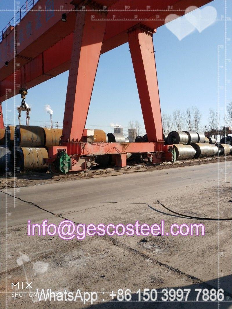Hrc Hot Roll Steel Coil Sheet Metal Coil Q195 Q345 Q215 Corten Steel Steel Plate Steel