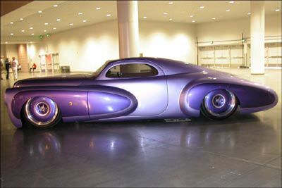 Barris 41 Chrysler City Coupe Custom Cars Dream Cars