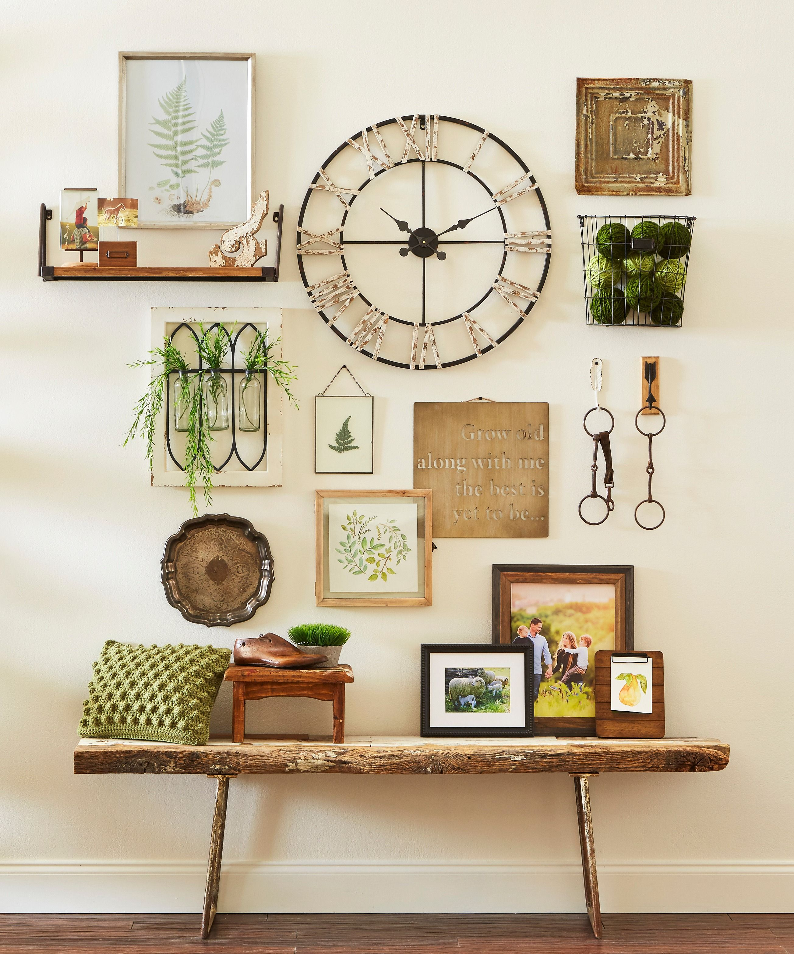 Charming Learn How To Update Your Home Decor With Farmington Gallery Wall Available  At You Local Michaels Store