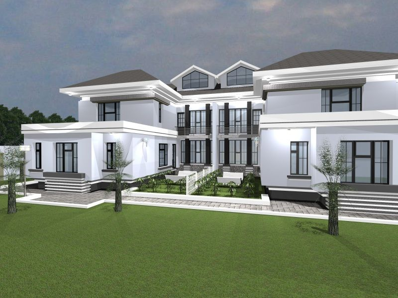 Pictures Of Beautiful Houses In Nigeria Properties Nigeria Beautiful House Images Cool House Designs Beautiful Homes