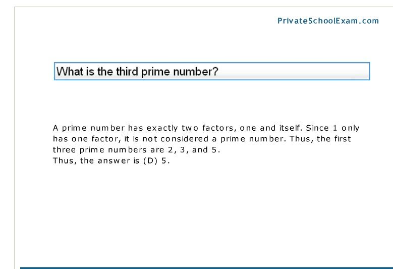 Math Questions Test  http://www.100percentbestchoice.com/private-school/  Every year millions of #parents attempt to get their #children into #private #school and it's no secret that #admissions are getting harder and harder all the time. #Schools only want the best and brightest students of the large amount of applicants, they can afford to be choosy. In fact, its become so competitive that only 1 out of every 5 #students who apply will be #accepted. ENROLL NOW : http://pin.st/ane