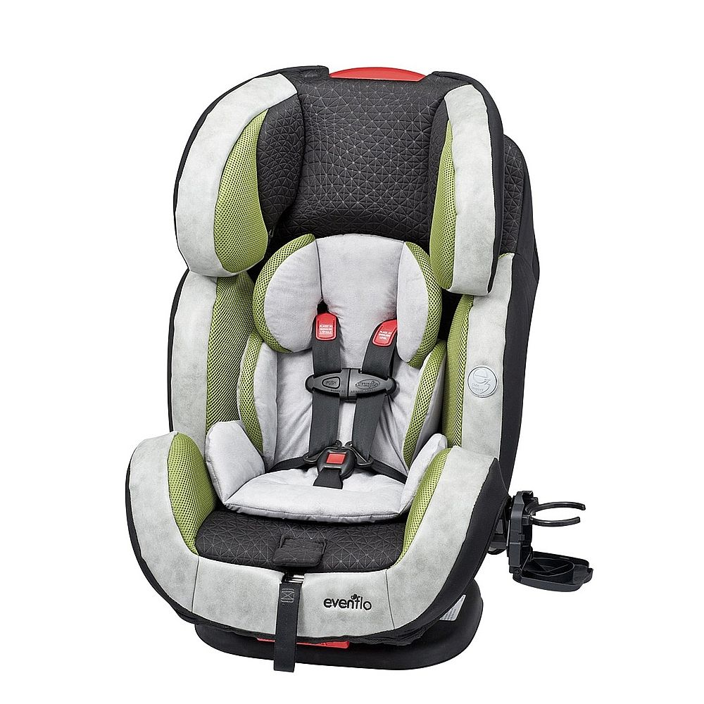 Evenflo Symphony DELUXE All In One Car Seat