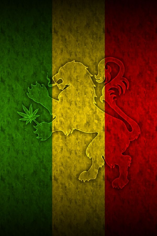 Rasta Iphone Background Wallpaper Rastafari In 2019