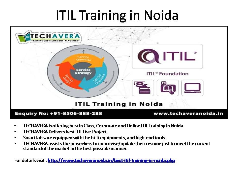 Certification In Itil Has Helped Many Move Up In Their Career From