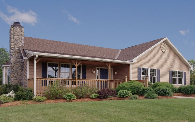 Exterior Story Homes Sugarloaf Modular Home Floor