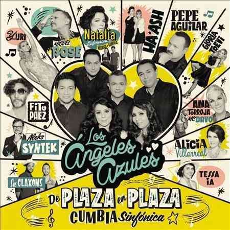 Los Angeles Azules De Plaza En Plaza Cumbia Sinfonica Gloria Trevi Cumbia Miguel Bose