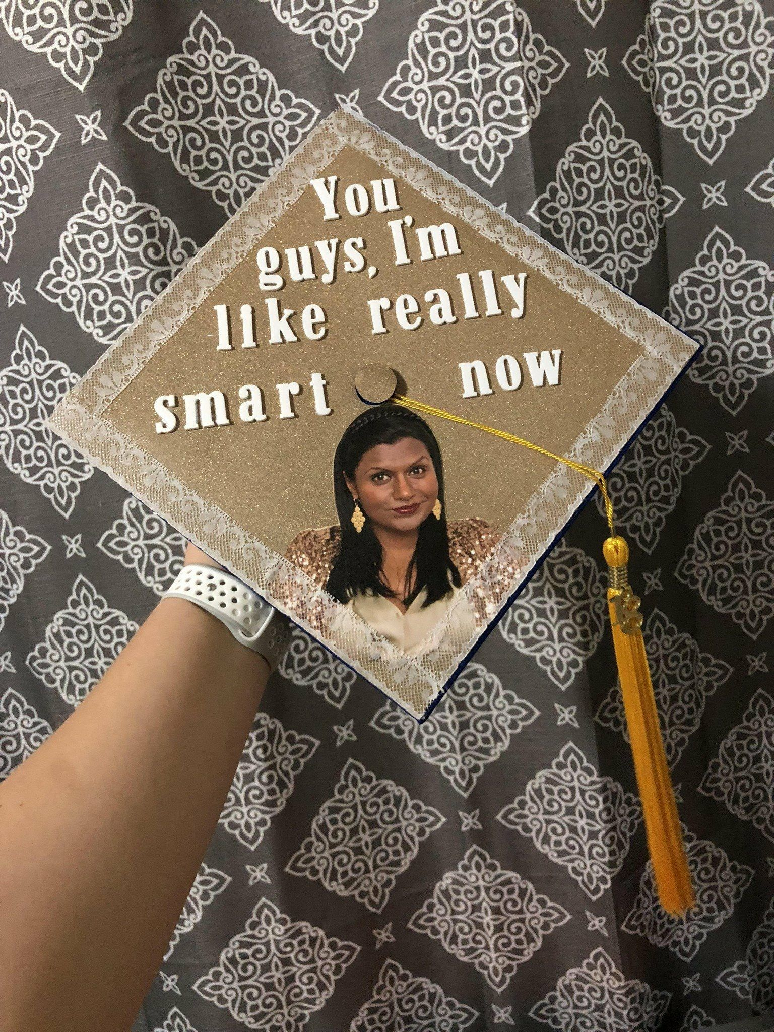 Grad Cap Graduation Cap Decoration College Grad Cap Ideas College Graduation Cap
