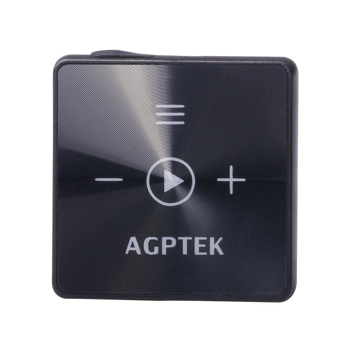 AGPtEK A15 8GB Bluetooth 4.2 MP3 Player,Sports Clip,HIFI